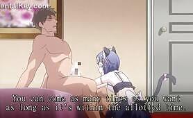 Goddess likes deep pounding cock