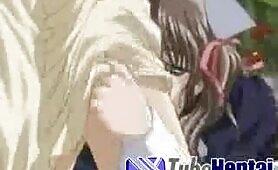 Maid seduces her master