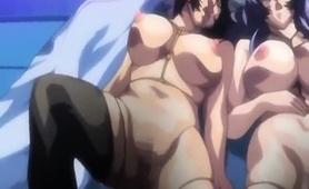 Maid Ahegao Hentai Anime