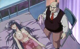 Female Teacher - boob and butt rub