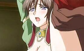 1025-Inda no Himekishi Janne - monster grip